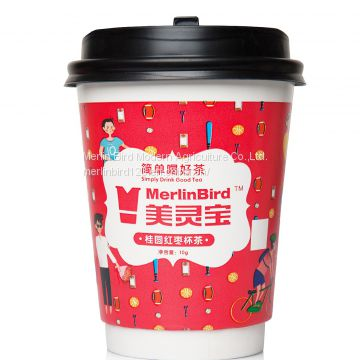 Merlin Bird Good Quality and Own Paten Cup Tea