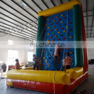 kids inflatable climbing game