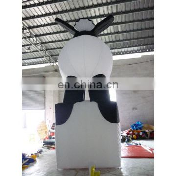 2015 new Inflatable advertising Replica , inflatable sheep with big ear