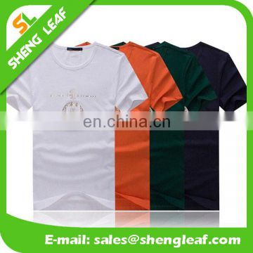 2016 custom design of t - shirt. blank t- shirt,