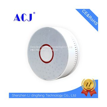 High security smart home smoke detector with best quality