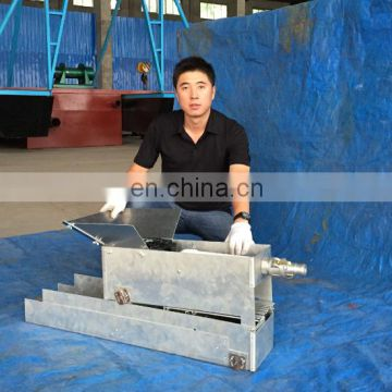 high quality gold washing sluice made in China