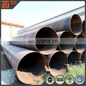 High temperature boiler tube, holder frame hot rolled spiral welded steel pipe,hollow ms spiral pipe