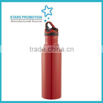 sports stainless steel water bottle for bicyle