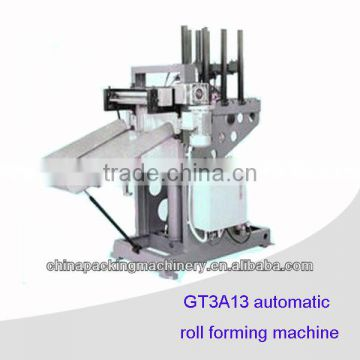 Pail can roll forming equipment / round rolling machine