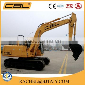 15 tons New Condition crawler Moving Type excavator