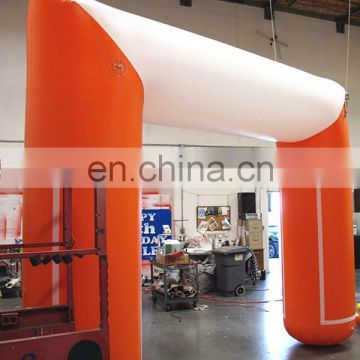 Inflatable arch for race/inflatable finish line arch,start archway