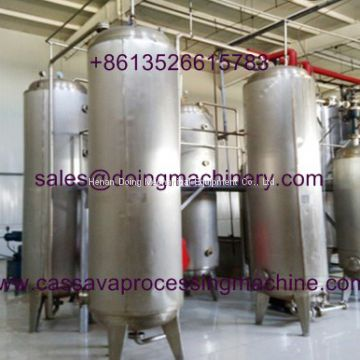 Starch glucose fructose making machine