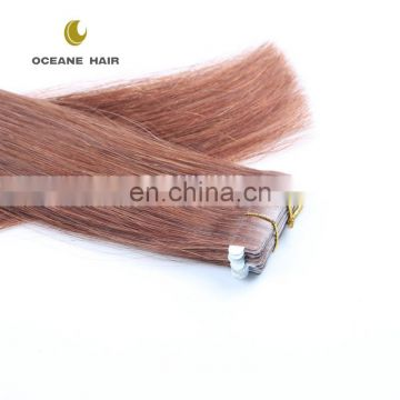 double drawn tape in hair extension wholesale price first vendor cheap price