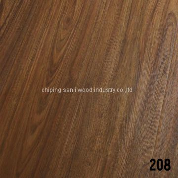 8.3mm HDF AC3 China unilin click system laminate flooring