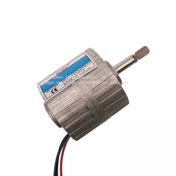 5852 Series electrical brushless 12v boat fan bldc dc motor