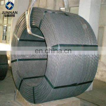 PC high tensile steel strand wire / prestressing steel strand price