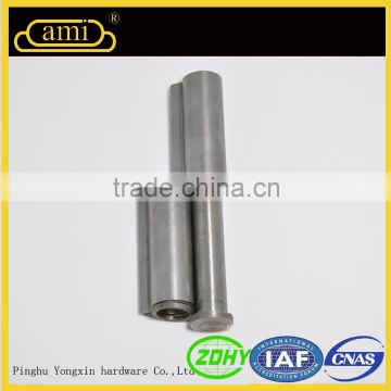 high quality iron door barrel welding hinge several size to choose