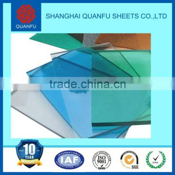 ISO9001 quality insurance used pool cues for sale greenhouse wall sheets