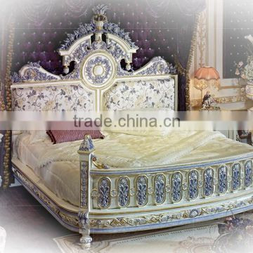 Phenomenal Super Luxury Antique Hand Made Italian Baroque French Louver Louis16 King Size Bedroom Furniture Download Free Architecture Designs Grimeyleaguecom