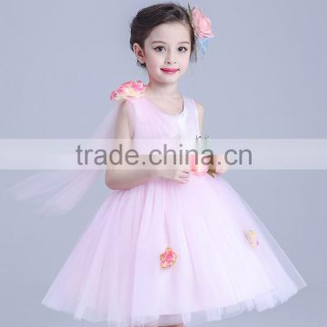 dba0e5be2 ... 2017 Girls Dress Up Games Names With Pictures Ivory Jacquard Bodice  With Tulle Skirt Removable Sashes ...
