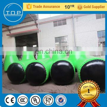Brand new inflatable adult games paintball powder paintballs with En14960/EN15649