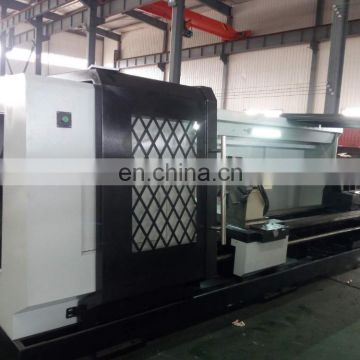 CK61100 Mitsubishi CNC Metal Turning Lathe Machine for Sale in Philippines with 15kw Motor