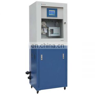 DWG-8003 type online chlorine ion monitor cl detector analyzer