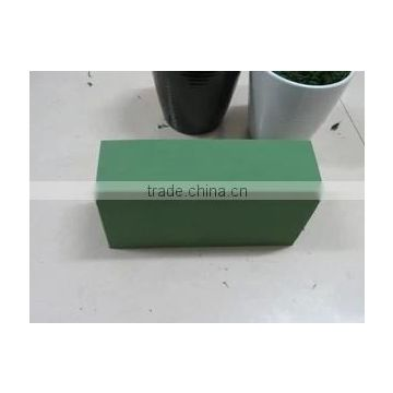 wholesale good quality shrinkage wet floral foam brick