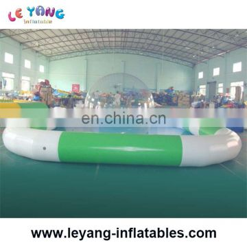 Pvc Tarpaulin Giant Inflatable Pool With Ce
