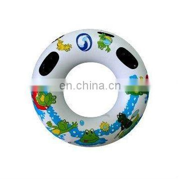 Inflatable Swimming Rings with handgrips