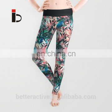 8b52974143604 Four way stretchable polyester new lycra leggings of Women sublimation  printing leggings from China Suppliers - 158062010