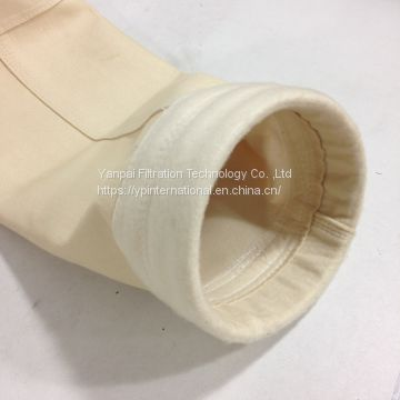 Aramid filter bag