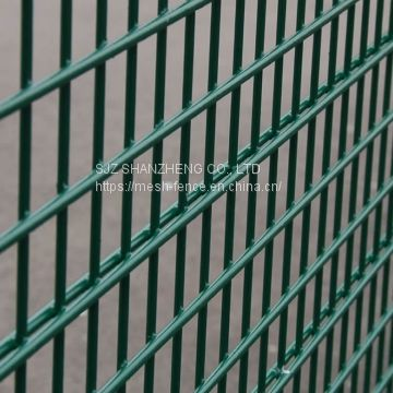Double Welded Wire mesh fencing Rigid panel