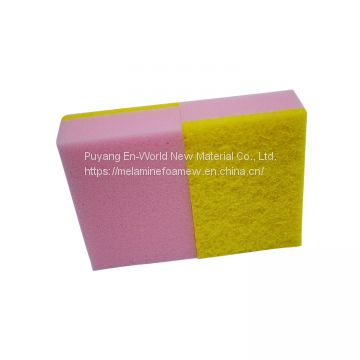 pu sponge scouring pad kitchen cleaning wholesale