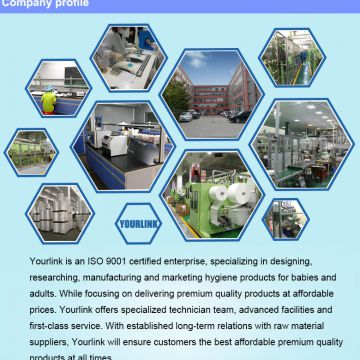 Quanzhou Your Link Sanitary Products Co., Ltd.