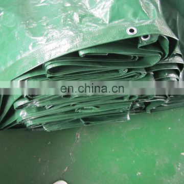high quality safty reinforced edges PE tarpaulin for Construction coverage