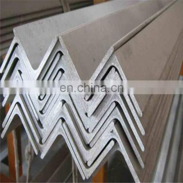 tensile strength Stainless steel angle sizses 304 304l
