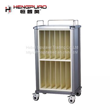 easy operate keep cleaning medical trolley