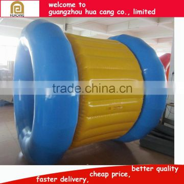 Factory price inflatable human water bubble ball, PVC water rolling for Water Fun