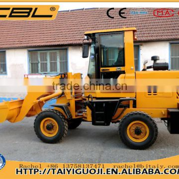 ZL-910 4WD china mini wheel loader