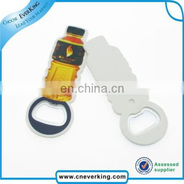 fashional design bottle opener keychain for promotion gift