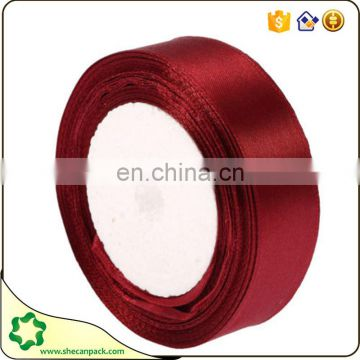 SHECAN Full 25mm, 38mm, each roll cram satin ribbon