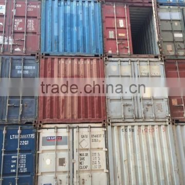 20 ft Shipping Vessel Storage Movable Portable Containers Dammam