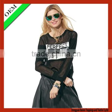 chiffon t shirt women olain t shirt wholesale china t shirt price china