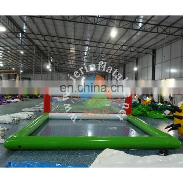 indoor/outdoor funny inflatable sports game, kids football inflatable sport