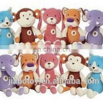 promotional cute stuffed monkey children's plush toy