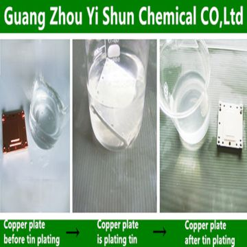 Tinned copper tape Tin-plated copper platoon Copper plating solution