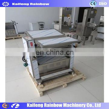 The pig meat separator machine/pig skin separating machine with good price