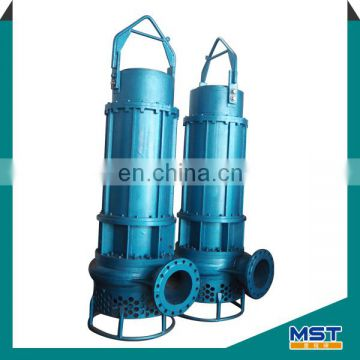 Slurry submersible pump for river water dredging