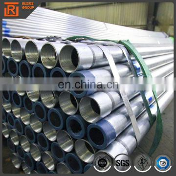 hot dipped galvanized scaffold pipe q235 scaffolding tube