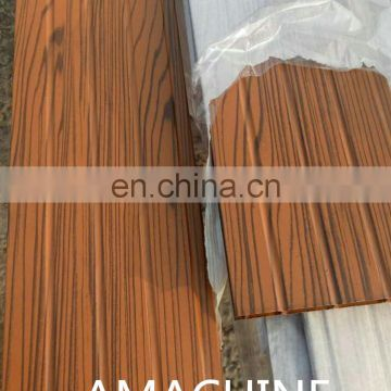 wood grain transfer machine for aluminum profile