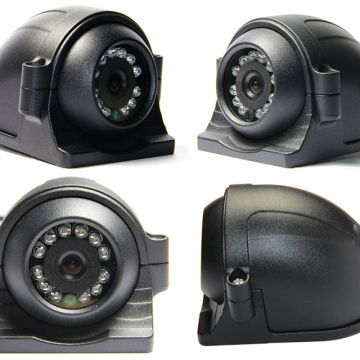 720p Vehicle Safety Equipment Night Vision Shockproof Car/Bus/Truck/RV Side View Camera