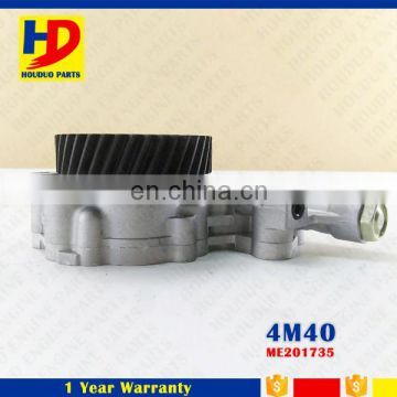 Excavator engine spare part 4M40 Oil pump ME201735