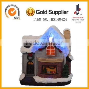 2015 Hot Sale Resin Christmas Gift Polyresin Christmas